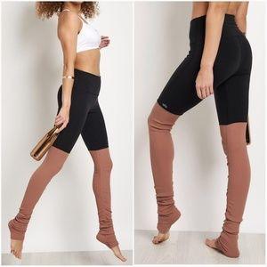 alo high waist goddess legging
